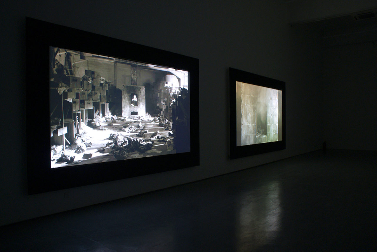 Chen Chieh-jen: Empire's Borders I & II