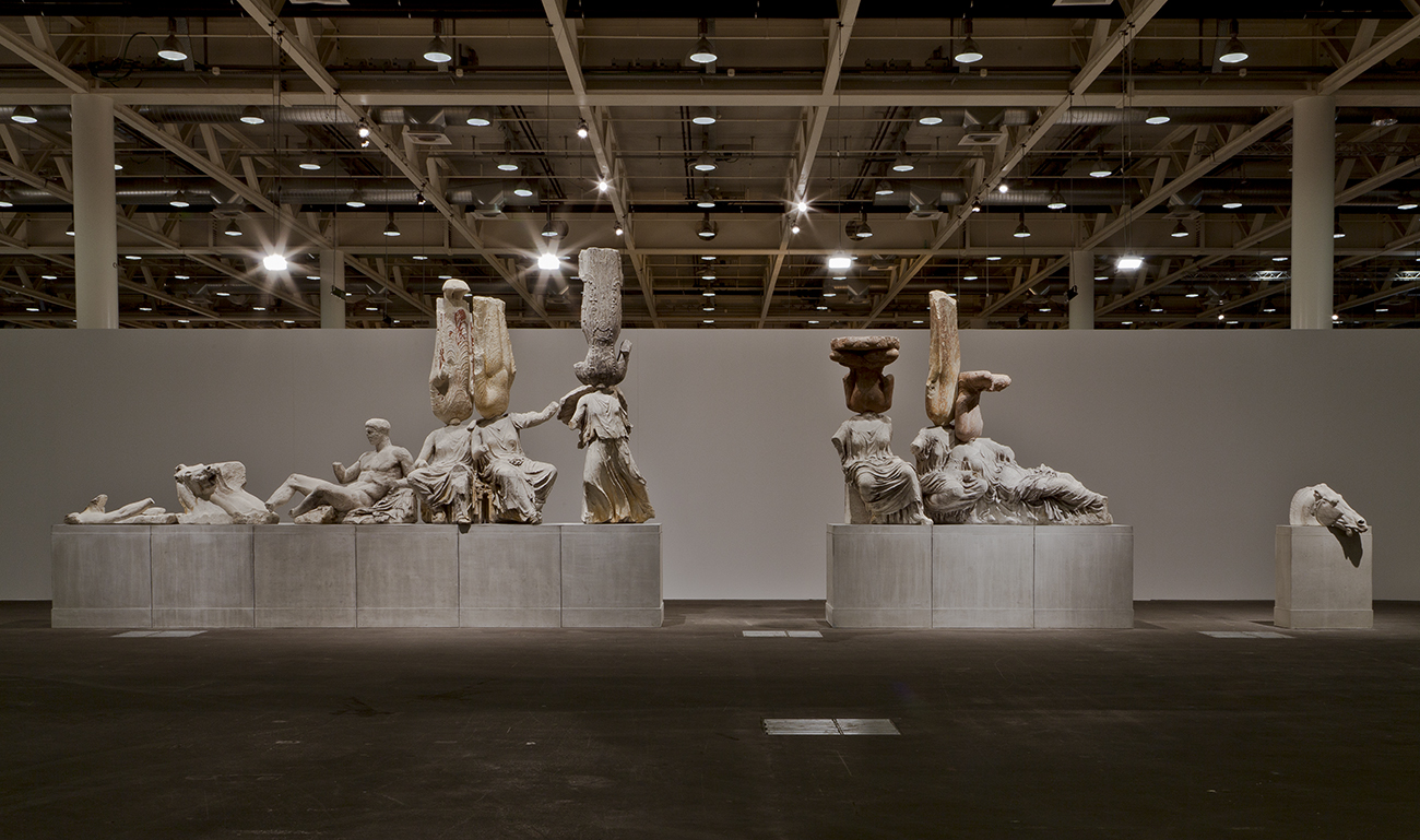 Xu Zhen_Eternity_2013-2014