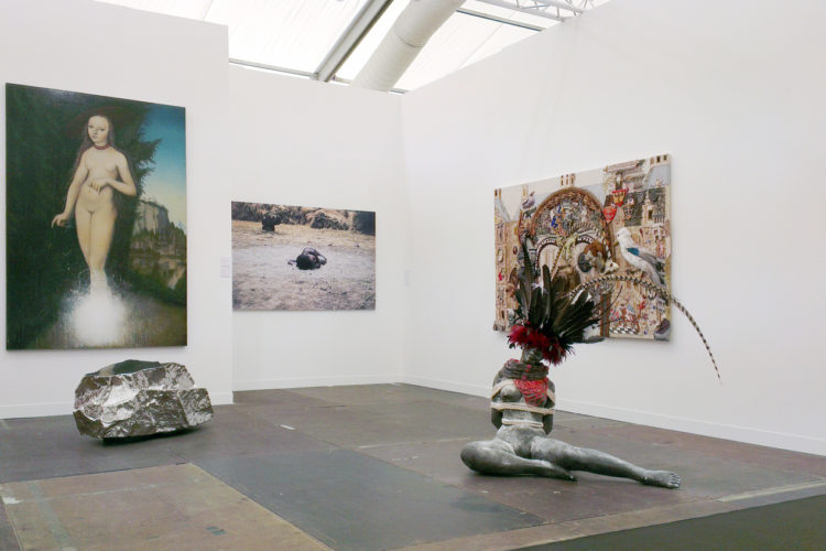 2012 Frieze Art Fair London