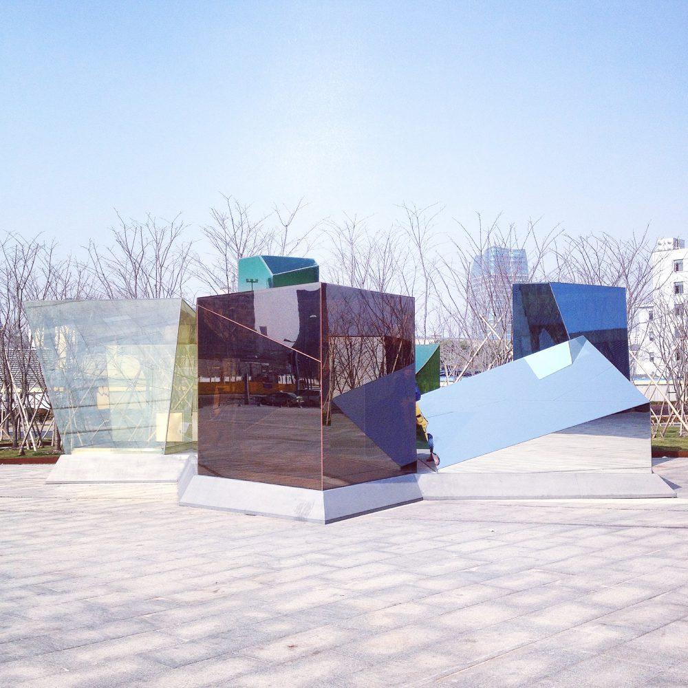 刘韡,展览现场(2)