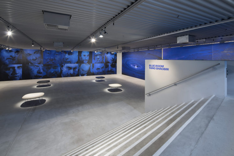 Blue Room: Yang Shaobin
