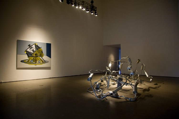 2013 Martell Artists of the Year Winning Artists Group Exhibition