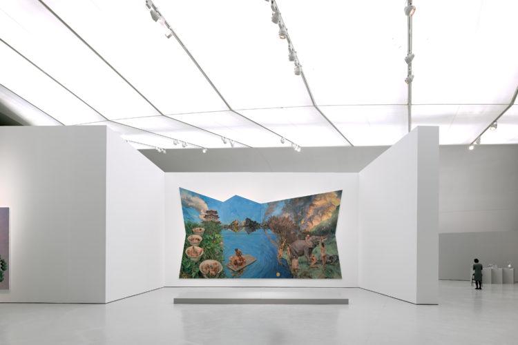 CAFA Annual Fine Arts Nomination Exhibition 2016 -- Yu Hong: Garden of Dreams