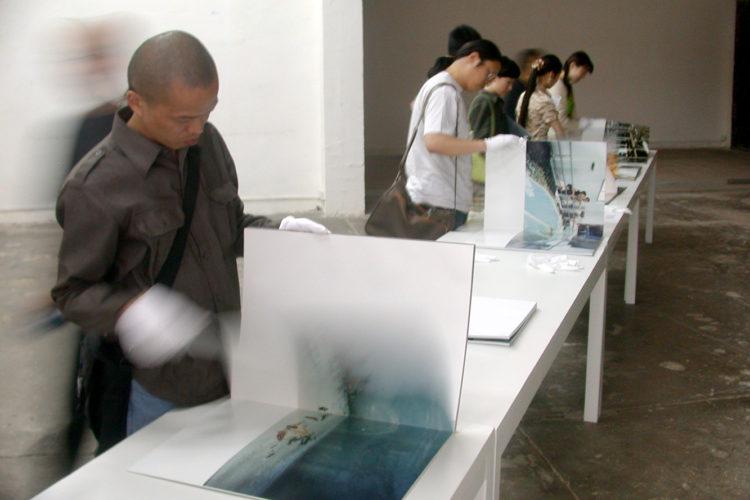 Armin Linke: Armin Linke Travel Solo Show in China
