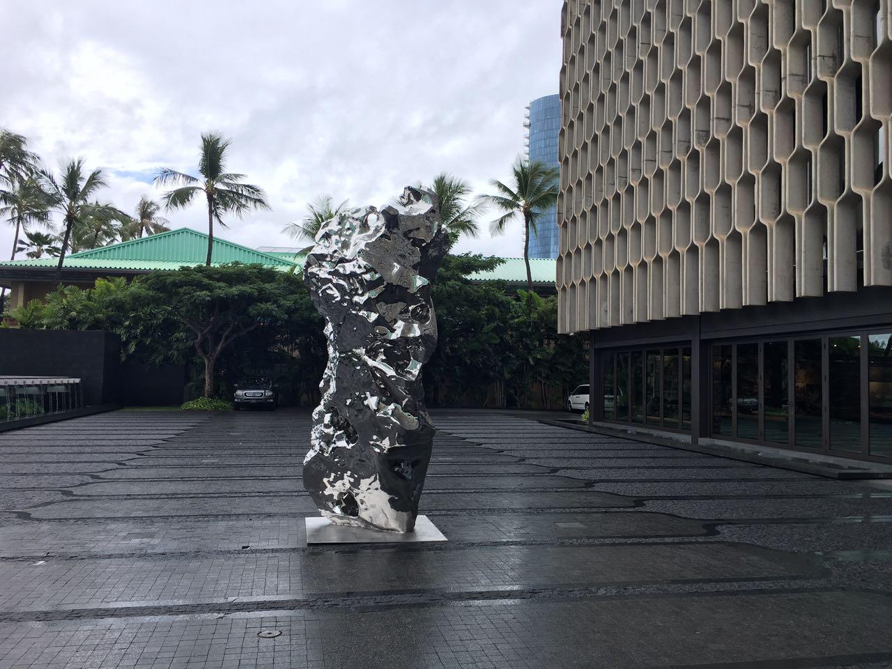 展望-檀香山双年展-假山石131-3