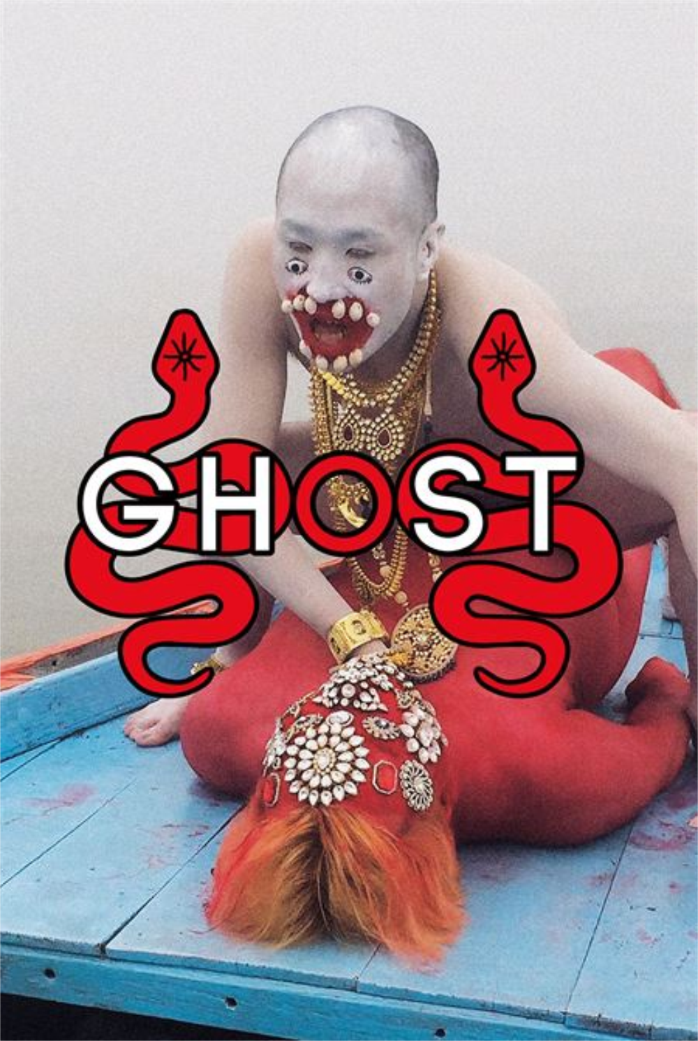 Tianzhuo Chen: GHOST
