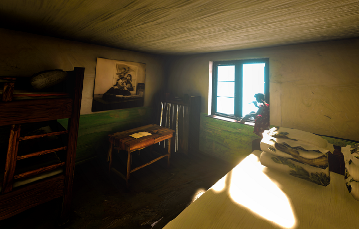 Yu Hong: Virtual Reality Art