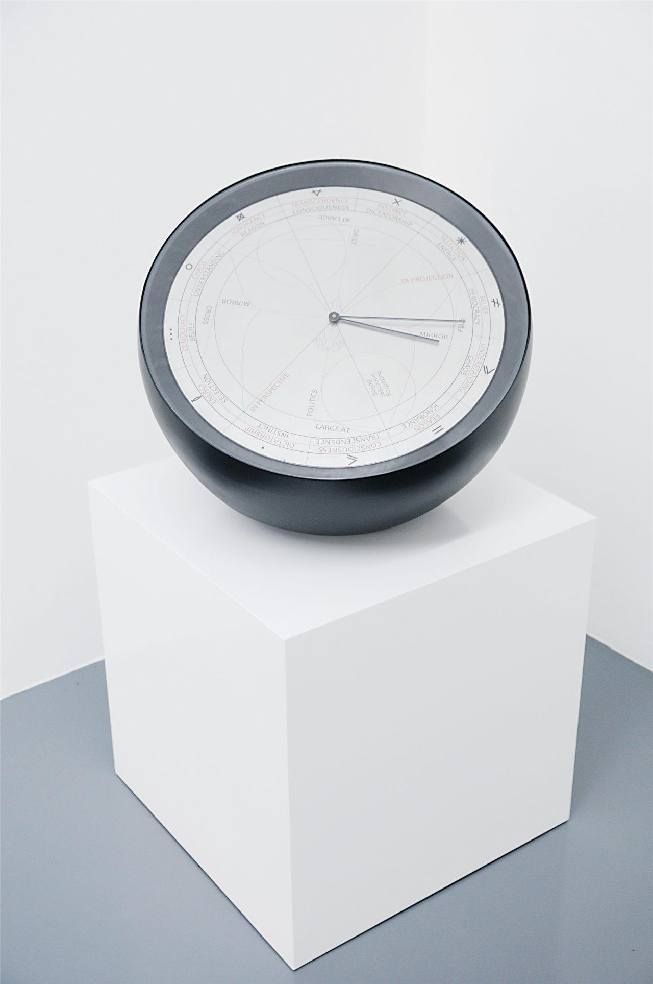 Butterfrog (Clock)