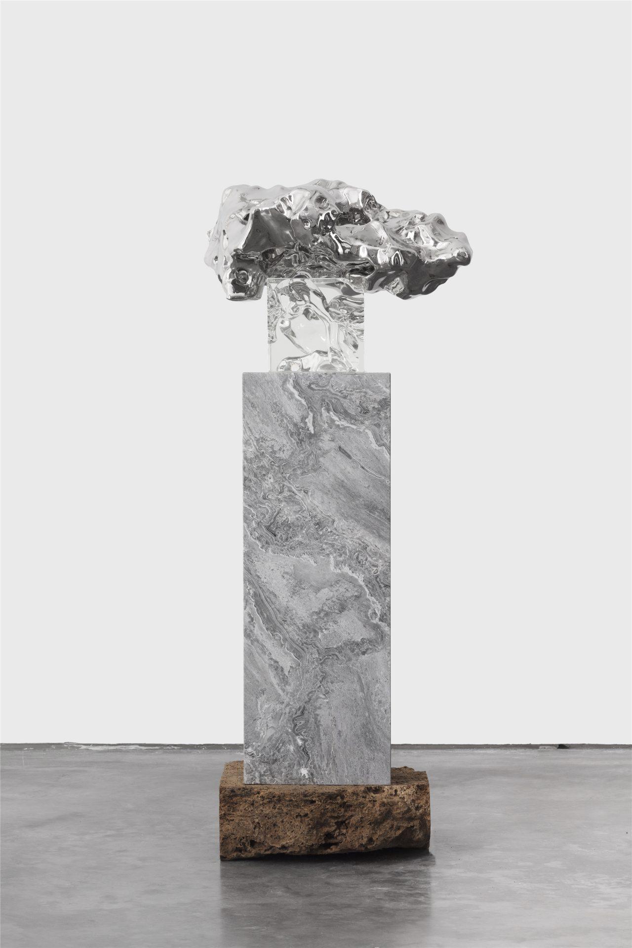 Artificial Rock No.164(Hexahedral Artificial Rock)